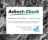 Asbest-Check (Raumtest)