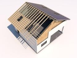 Raumluft-Check Fertighaus (bis Baujahr ca. 1990)