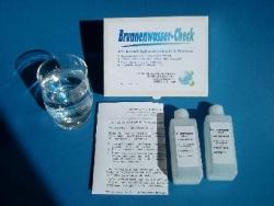 Brunnenwasser-Check Keime (Hygieneuntersuchung, Quellwasser)